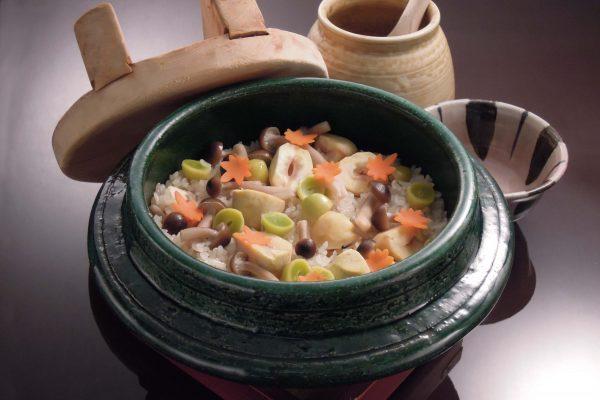 釜炊きご飯イメージ