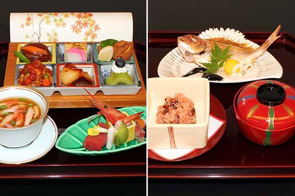 昭和の森車屋 お子様祝い膳