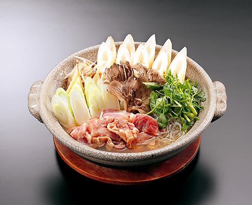 Kiritanpo Hot Pot