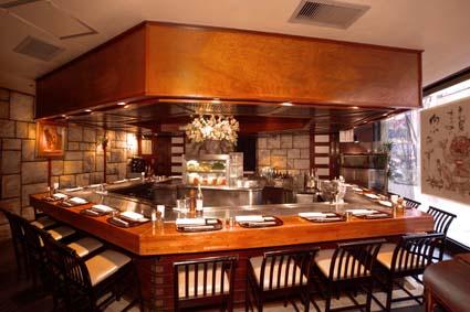 1F Wagyu Beef Teppanyaki Counter