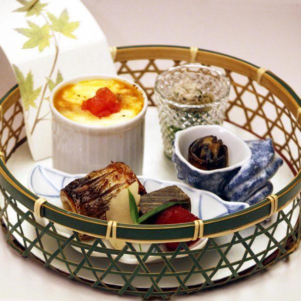 Kaiseki Grilled Dish