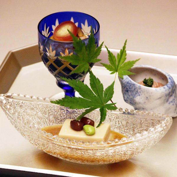 Kaiseki Course Appetizer