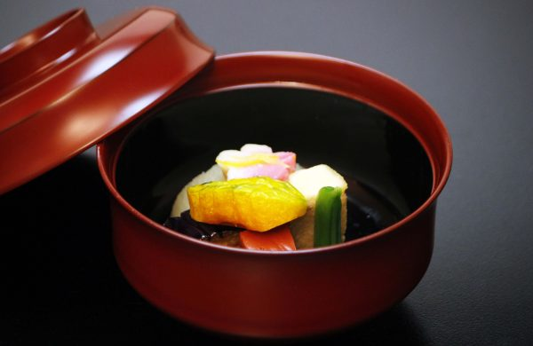 Simmered Seasonal Vegetables