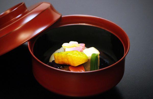 Simmered Seasonal Vegetables