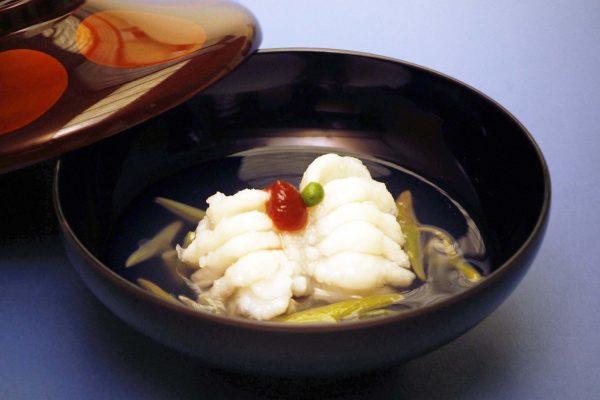 Kaiseki Course Clear Soup