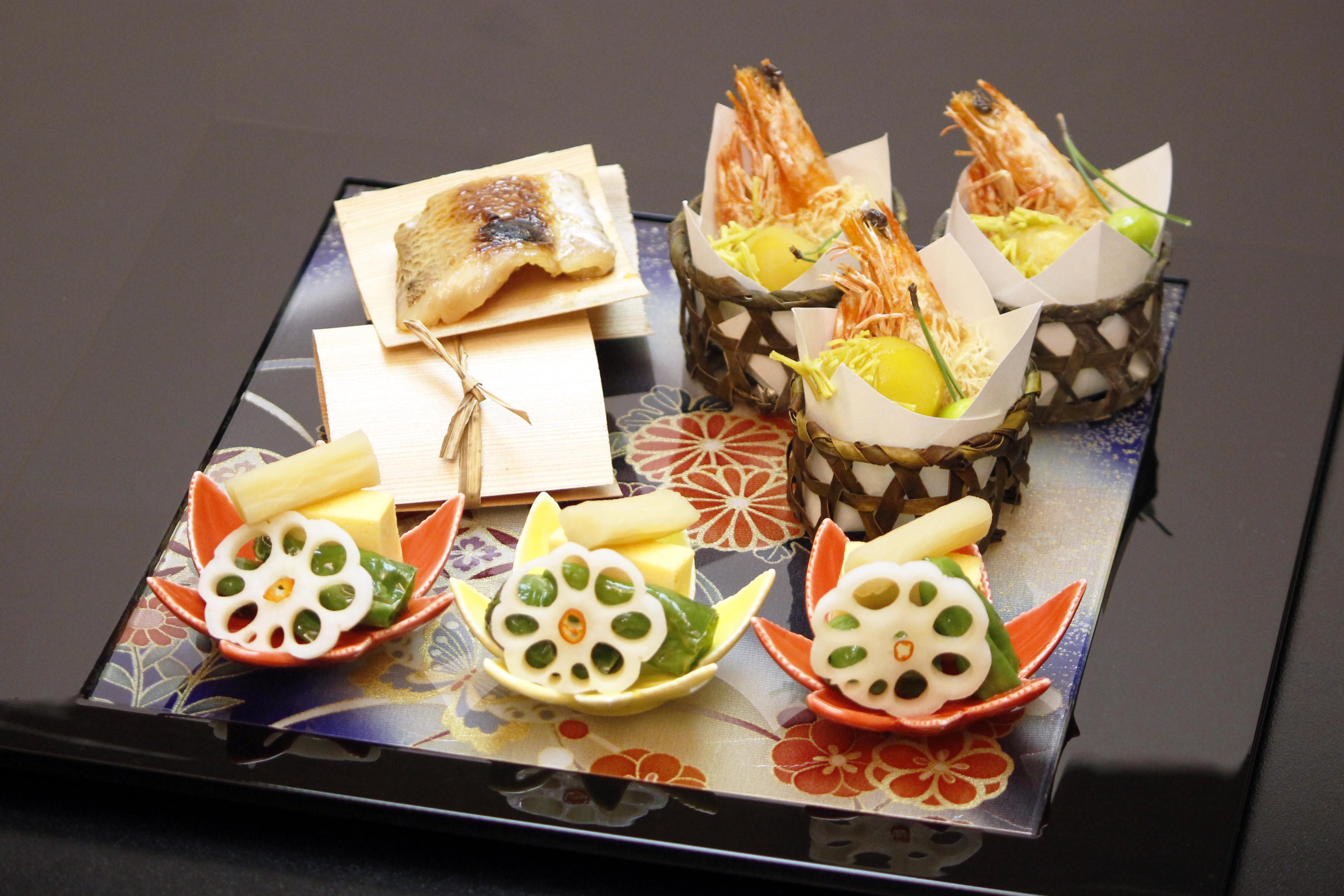 Kaiseki Course Image