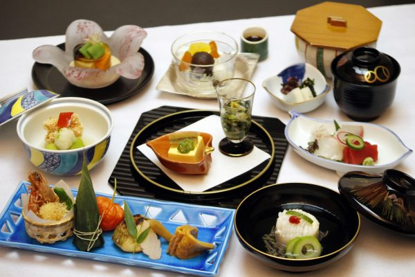 Summer Kaiseki Course