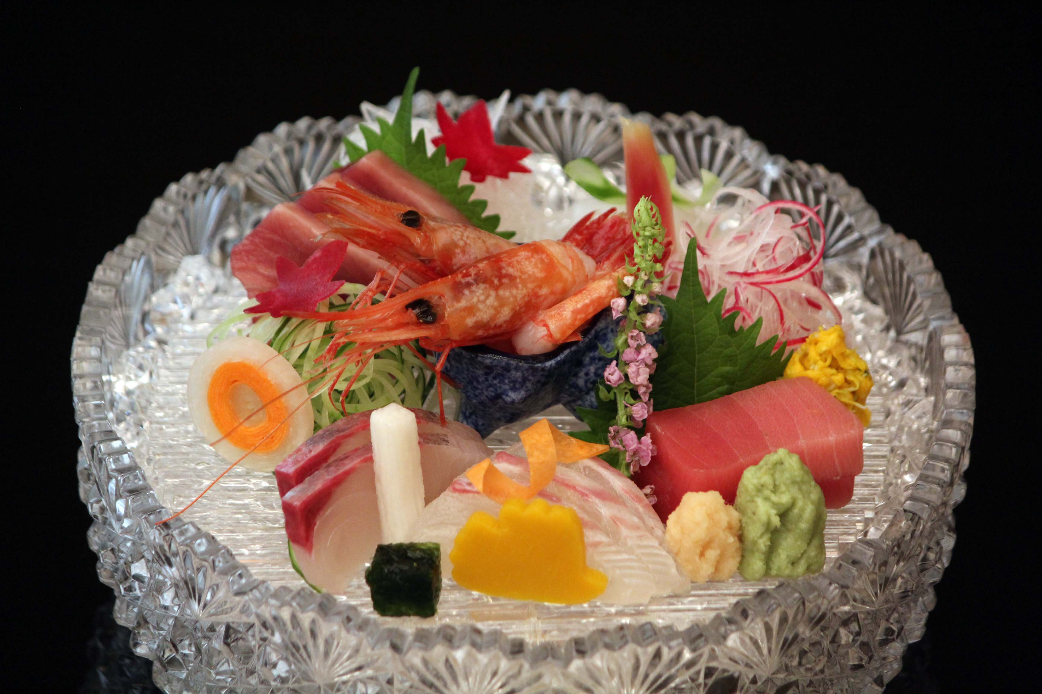 Assorted Sashimi Plate (5 variety)
