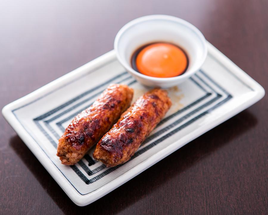 Tsukune (chicken meat balls)