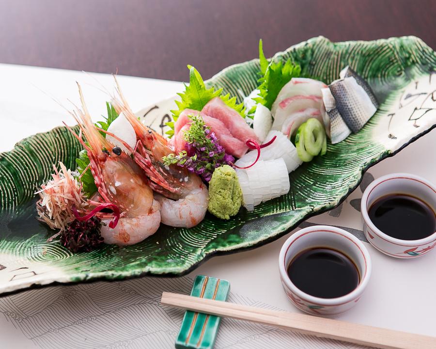 Fresh Sashimi Plate