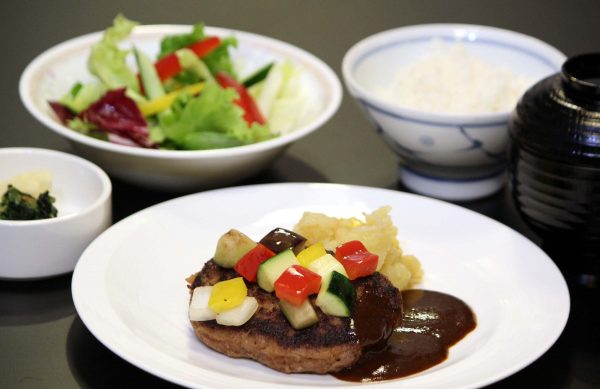 Most popular Hamburg Steak