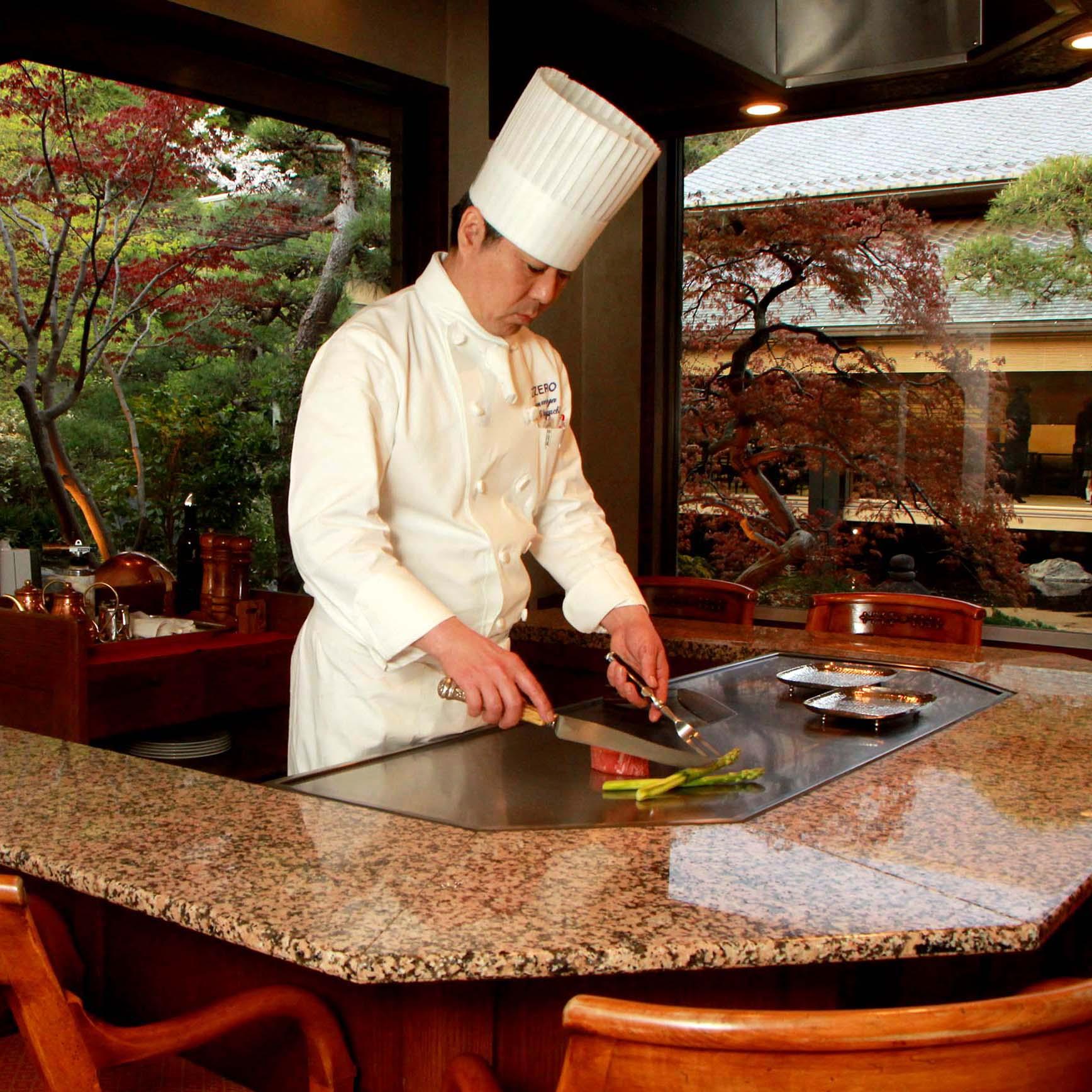 Chef Yamaguchi