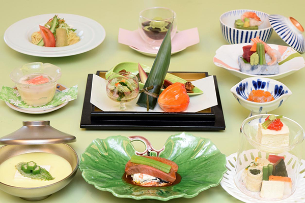 Lunch Kaiseki (image)