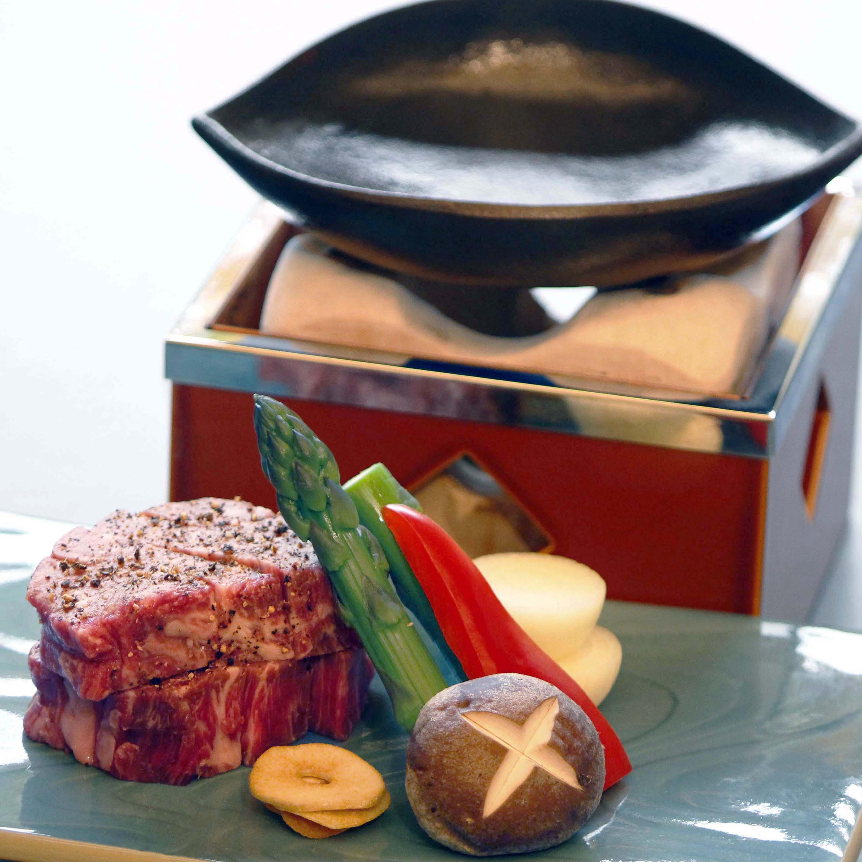 Filet of Beef Teppanyaki