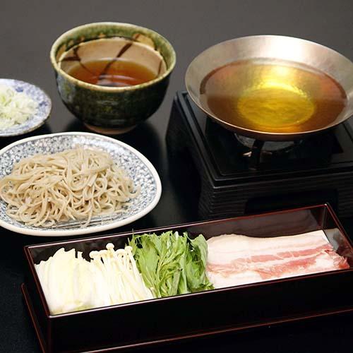 吉祥寺 特別ランチ ・豚しゃぶ鍋