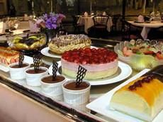 Wagon Dessert