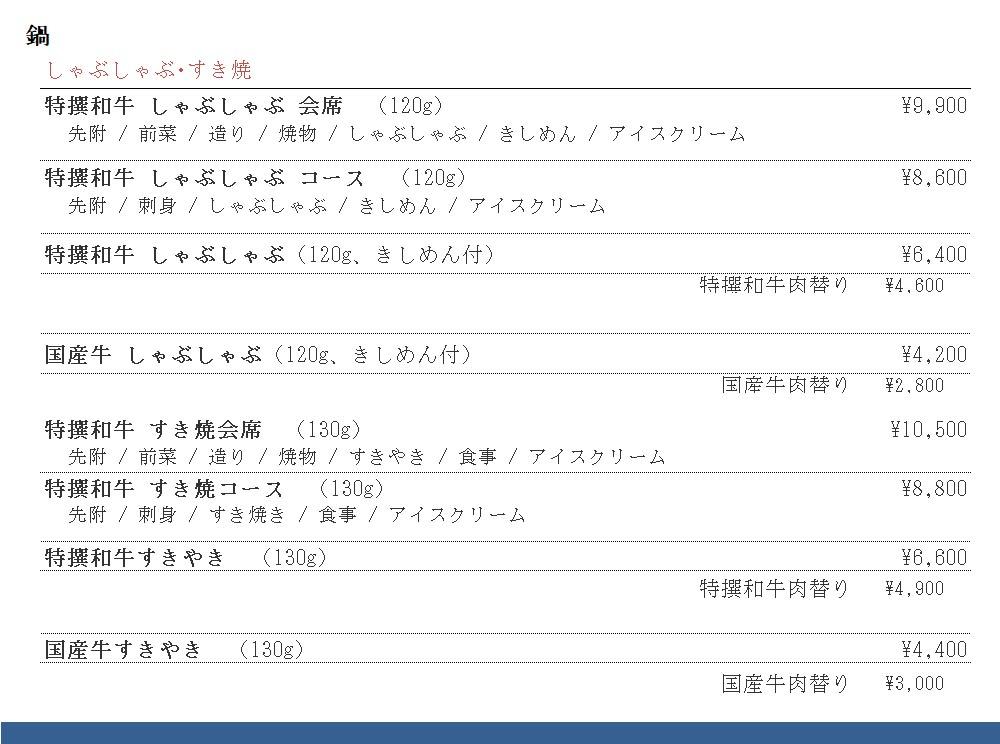 別館 鍋( ふぐ表記無)210401