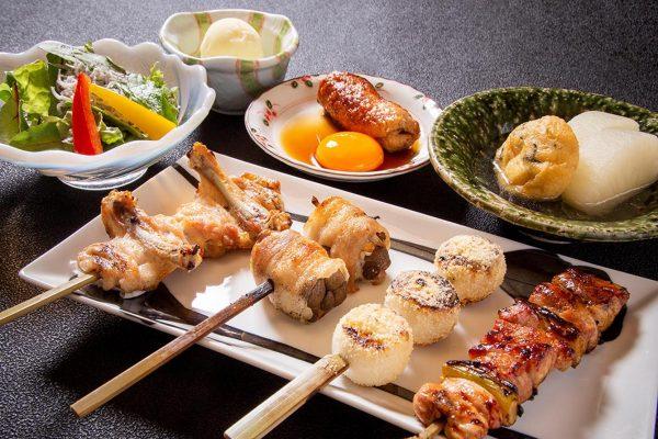 鳥焼車屋札幌店 レディースコース