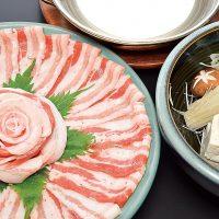 米豚しゃぶしゃぶ
