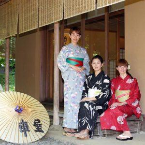 昭和の森車屋 浴衣プラン