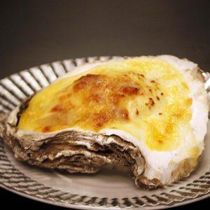岩牡蠣クリーム焼