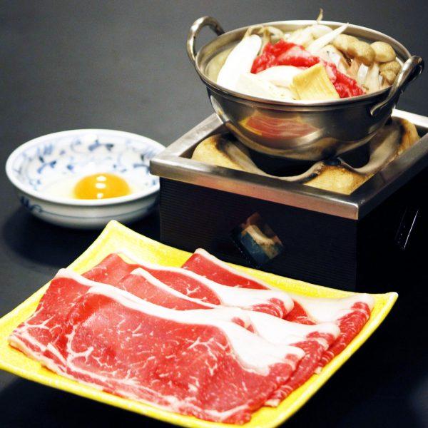 すき焼小鍋コース