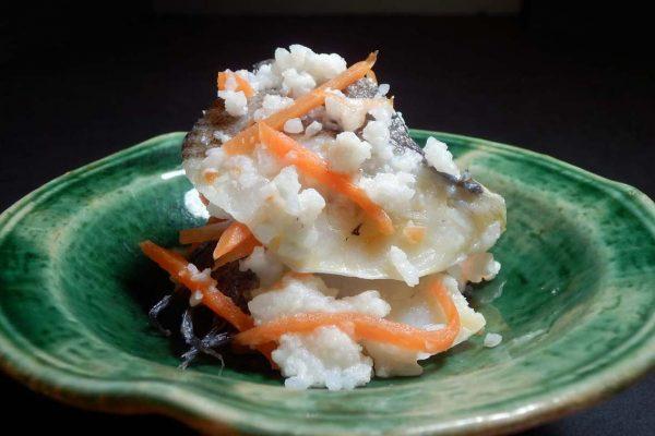 鰈の飯寿司