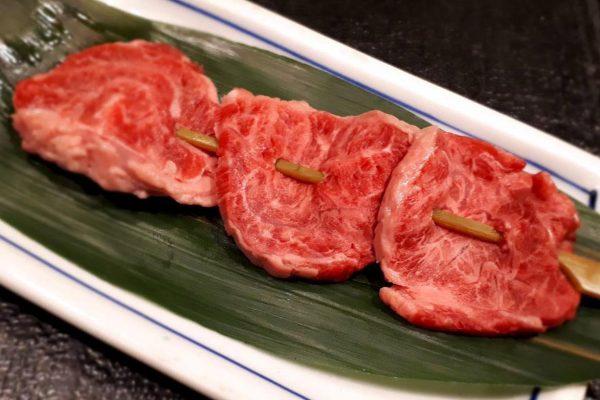 和牛すね肉串