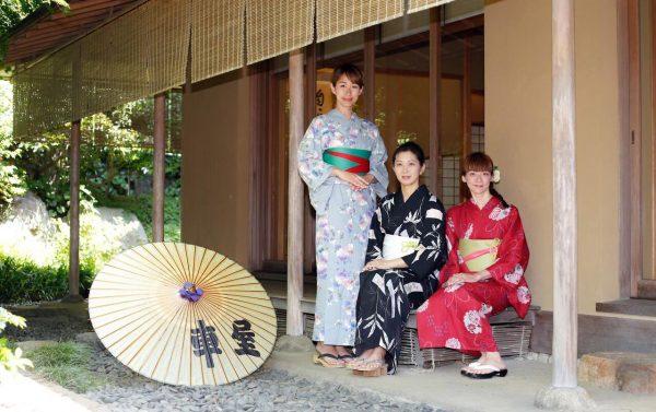 昭和の森車屋 浴衣付き特別プラン