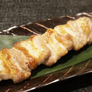 岩中豚 串焼