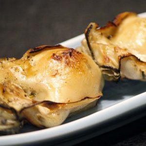 牡蠣 串焼