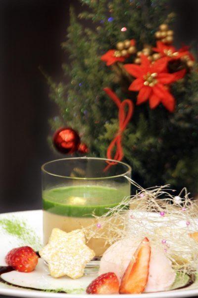 昭和の森車屋 クリスマス会席