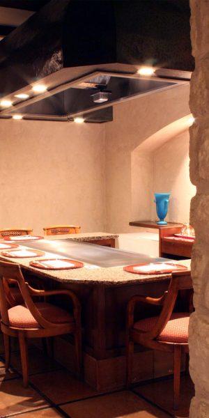 鉄板焼き個室 ラベンダー