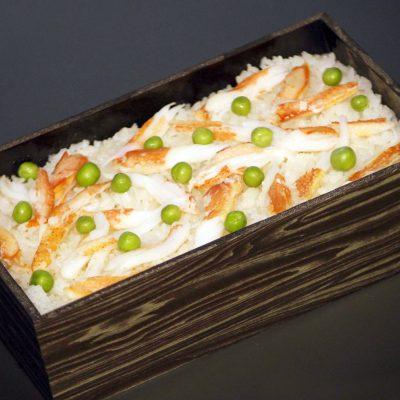 炊込みご飯(蟹)