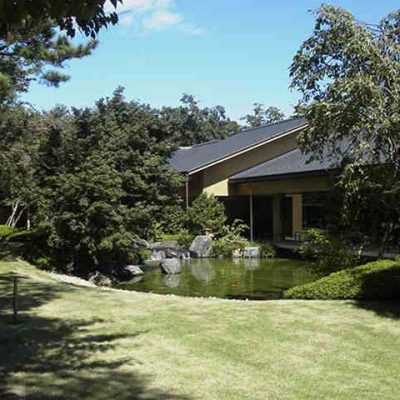 昭和の森車屋 庭