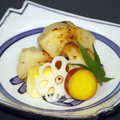 魚味噌漬焼