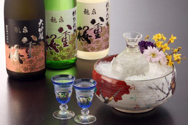 岩泉の美酒