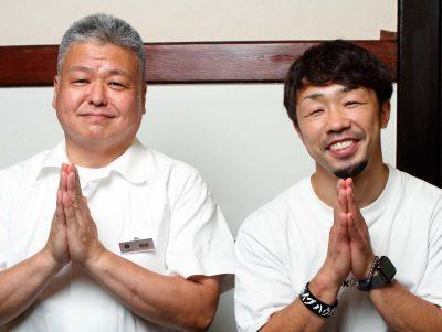 ヒトサラマガジン 八重樫樫東氏との対談